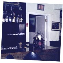 Clay Haus Tavern Room